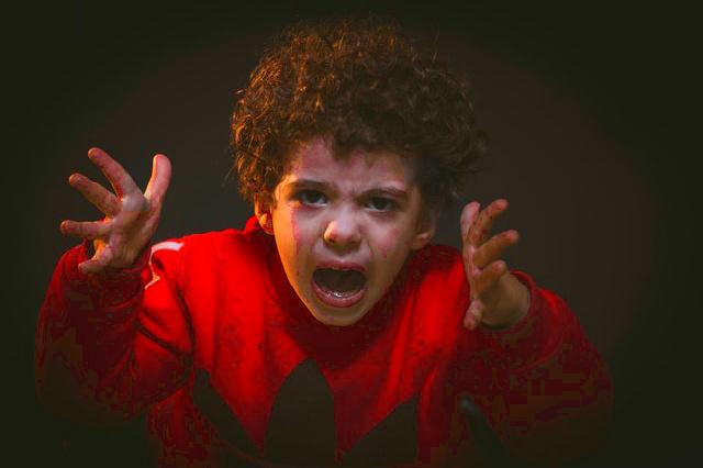 Kinderen kopiëren niet zelden het gedrag van de ouders