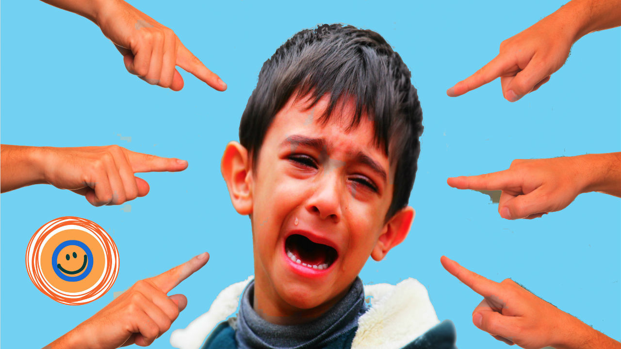 kind voelt zich schuldig aan de scheiding